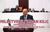 Kahramanmaraş'ta  2021 yılına kadar 190 bin hektar alan…