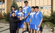 Okul Sporları 2018-2019 sezonu kros ile başladı
