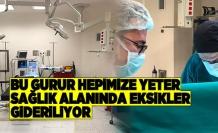 Türkoğlu Dr. Kemal Beyazıt Devlet hastanesi açıldı