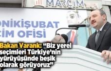 Kahramanmaraş'ta Bakan Varank'tan kritik açıklamalar!