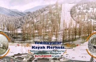 Kayak Merkezi İçin İmzalar Atıldı