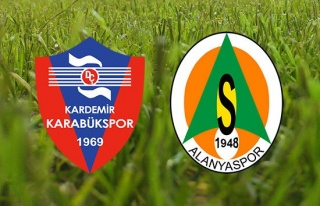 Karabükspor 1-0 Alanyaspor