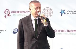 """Erdoğan, """"Kazanırsak hep birlikte kazanacağız"""
