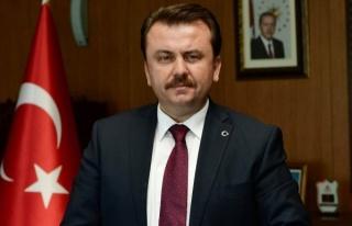 """Başkan Erkoç: """"Atatürk, çağının önünde..."""