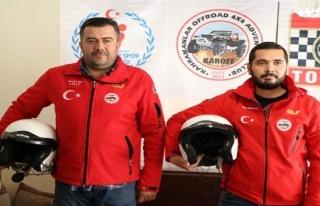 Off Road yarışları Kahramanmaraş'ta düzenlenecek