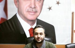 Ekinözü Belediye Başkanı Çeleğen'in acı günü...