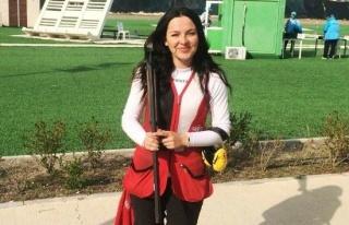 Erdoğan'ın hediyesiyle Olimpiyatlara hazırlanıyor