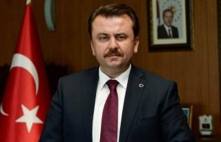 Başkan Erkoç'un Bayrak Olayı mesajı