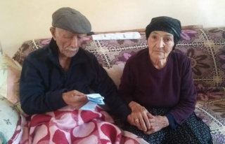 70 yıllık birlikteliği ölüm bile ayıramadı!