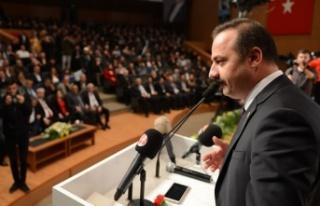 """Ağıralioğlu: """"Biz herkesin partisiyiz"""""""