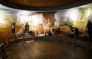 Burası Kahramanmaraş'ın en tatlı müzesi