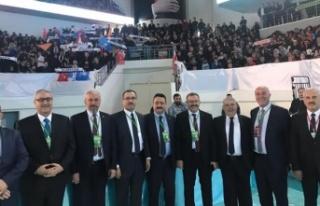 Kahramanmaraş'ın adayları Ankara'da