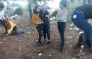 6 kişi genç kızı ormana götürdü, saçını...