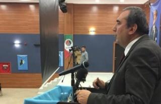 Başkan Tümtürk: Radikal gençleri o yollara sürükleyen...