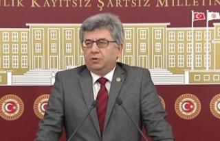 Kahramanmaraş milletvekili Aycan atanamayan sağlıkçılarla...