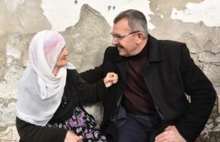 Kahramanmaraş'ta Başkan Coşkun halkla iç içe...
