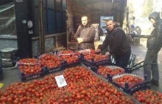 Kahramanmaraş'ta pazarın fahiş fiyatları...