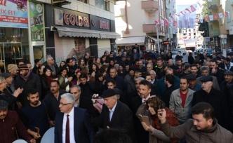Aday İkizer net konuştu: 'Ben herkesin belediye başkanıyım'