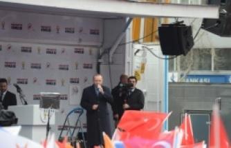 Başkan Erdoğan Kahramanmaraş'ta! 23.02.2019
