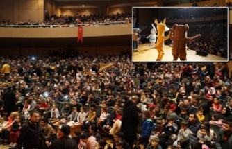 Kahramanmaraşlı vatandaşlar Akıllı Tavşan Momo'ya hayran kaldı!