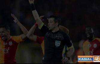 Galatasaray taraftarı o hakemden şikayetçi oldu! O hakem için karar verildi...