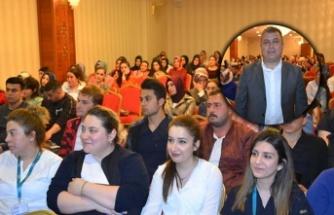 Kahramanmaraş'ta o hastanelerde hizmet içi eğitim verildi!