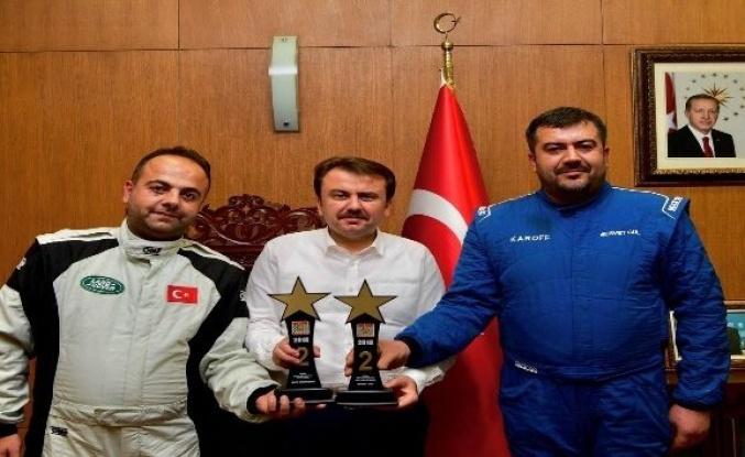 Türkiye Offroad Şampiyonası'nda ikinci oldular