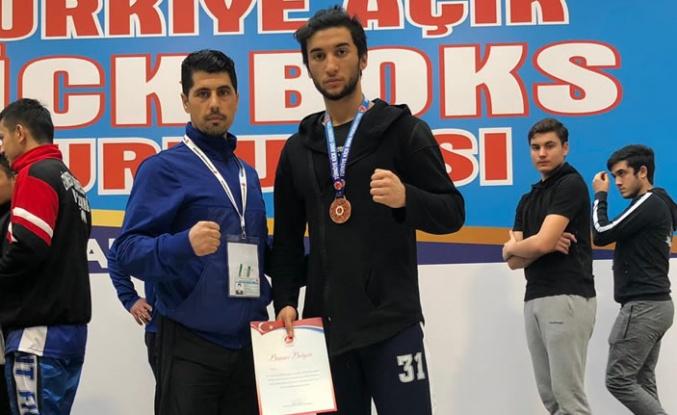 Türkiye üçüncüsü Kahramanmaraş'tan!