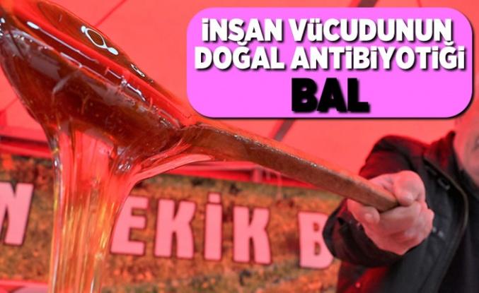 İnsan vücudun doğal antibiyotiği BAL